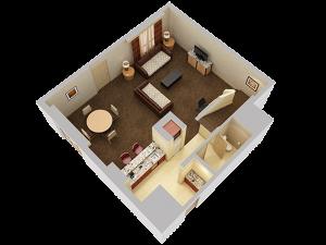 Bi-Level_Casita_2_Bedroom_Level_1_Angle_2_copy