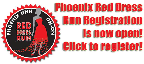 2018 Phoenix Red Dress Run